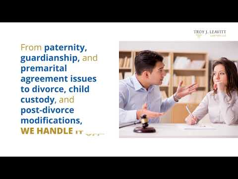 Most Trusted Family Law Firm in Blue Spring