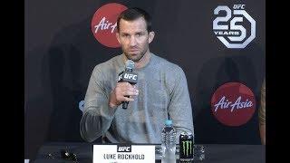 UFC 221: Pre-fight Press Conference