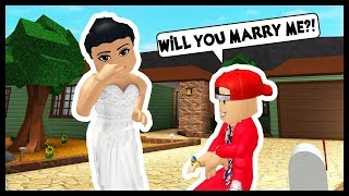 IM GETTING MARRIED...AGAIN?! - Roblox
