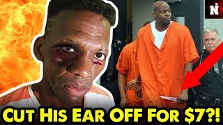 5 NBA Players Who Have Actually Been To Prison!