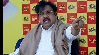 TDP Varla Ramaiah Slams Vamshi- Press Meet..