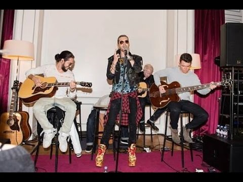 Tokio Hotel - Love Who Loves You Back [Showcase in Paris]