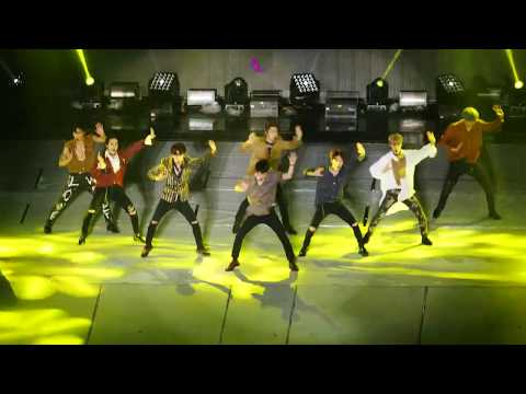 170708 EXO _ 로또 Lotto _ 직캠 FanCam _ SMTOWN LIVE CONCERT 상암월드컵경기장