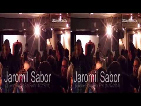 Jaromil Sabor @ ème Baionan Bar Fest (14/02/2014) v.3D-HD