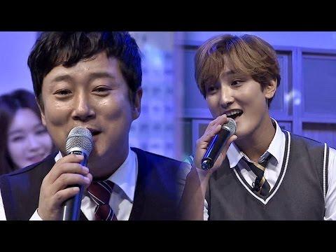 [미공개] 강타(Kang Ta)&이수근(Lee Soo Geun) '빗속에서'♪ 애드립 폭발하는 안 이사님 아는 형님(Knowing bros) 48회