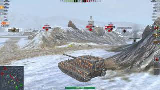 World of Tanks Blitz | Full HP IS-7 Gets Ammo Racked