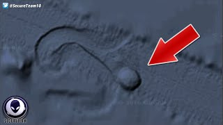 Huge MILES LONG Object Seen Moving On Ocean Floor! 5/19/16