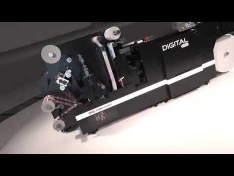 Mark Andy Digital Pro 3 with Semi Rotary (Spanish Version)