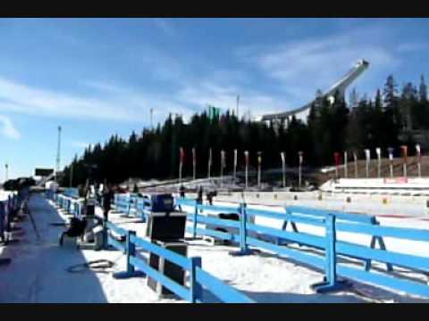 Biathlon Stadion Oslo