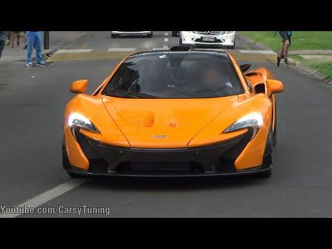 #NoloVisteMas McLaren P1 #193 - Su corta pero intensa estadía en Chile!