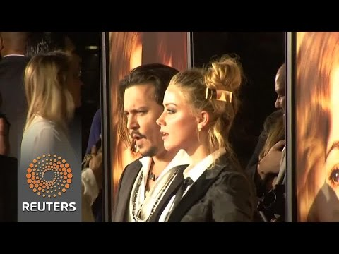 Actors Johnny Depp and Amber Heard finalise bitter divorce
