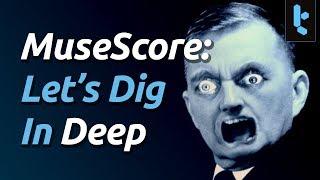 Music Software & Interface Design: MuseScore