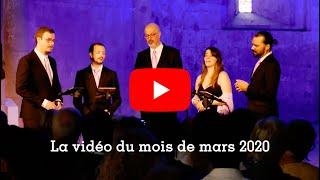 video La vidéo du mois de mars des Voix Animées