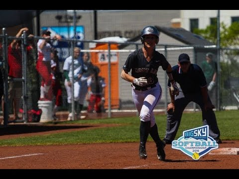 Montana Eliminates Portland State in Game 5 of #BigSkySB Tournament