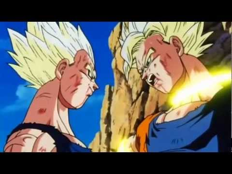 (Skrillex) First Of The Year- Vegeta VS Goku