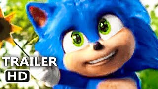 "SONIC THE HEDGEHOG ""Baby Sonic"" Trailer (New 2020) Sonic Movie HD"