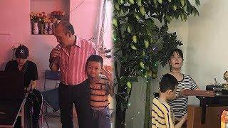 Đây là người vợ 3 của Duy Phương,người luôn nhẫn nhịn vì chồng con khác xa Lê Giang và vợ đầu..
