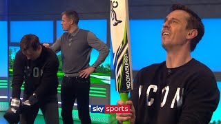 Neville vs Carragher in All Sports Golf Putting Challenge!