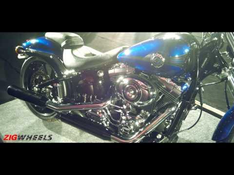 Harley-Davidson Breakout :: WalkAround