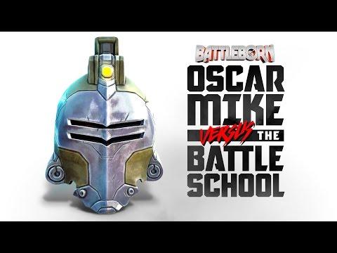 Battleborn: Oscar Mike vs The Battle School [Multirating]
