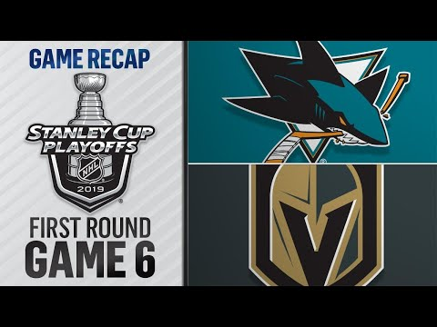 Hertl lifts Sharks to double OT win to force Game 7