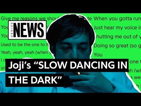 "Joji's ""SLOW DANCING IN THE DARK"" Explained   Song Stories"