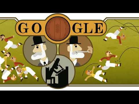 Ebenezer Cobb Morley's Birthday Google Doodle