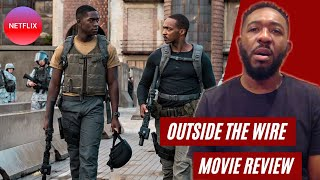 Outside the Wire (2021) Movie Review | Netflix