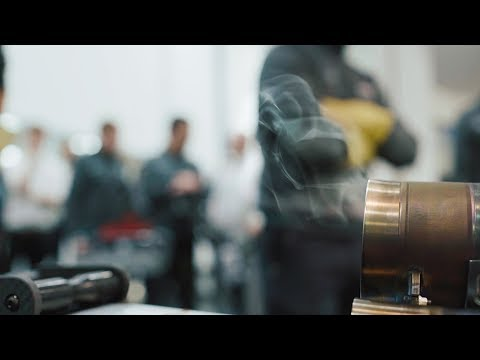"...Are You Ready"" Firing up the 2018 Mercedes F1 Car"