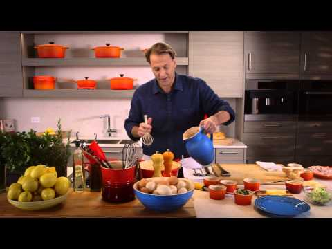 The Le Creuset Technique Series with Michael Ruhlman - Sauce ...