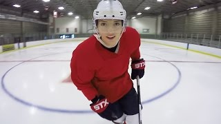 GoPro: Strong is Beautiful - Ice Hockey with Hilary Knight