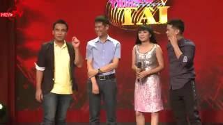 John Huy Trần nhảy rơi mic vẫn bình tĩnh giải quyết sự cố | BẠN CÓ THỰC TÀI - GALA | Mùa 3 - Tập 16