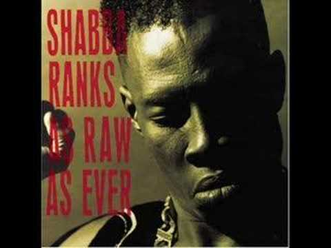 Shabba Ranks - So Jah Say