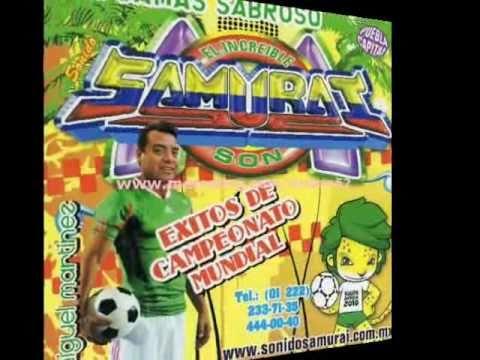 SONIDO SAMURAI 2010  Quiereme