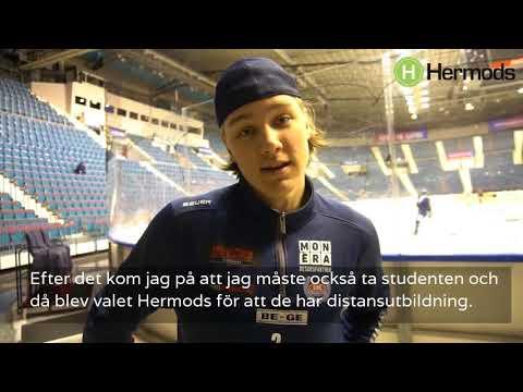 Intervju Gustav Olhaver IK Oskarshamn