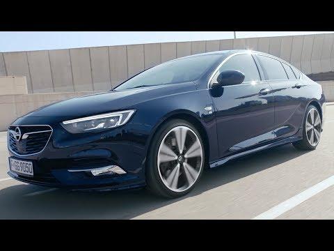 Nuova Opel Insignia: è tempo di stupire.