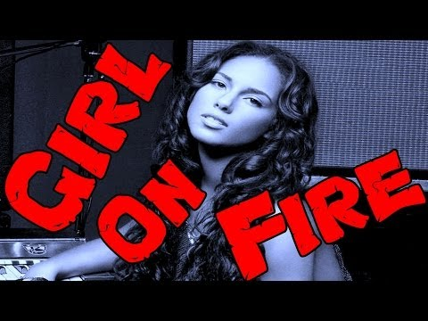 Baixar Tema de Bianca e Zyah - Alicia Keys - Girl On Fire - Tradução - SALVE JORGE