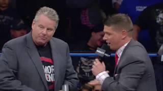 Bruce Prichard is Tired of JB and Josh Mathews | IMPACT April 6th, 2017