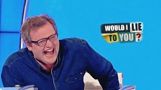 Miles Smiles and Guffaws - Miles Jupp on Would I Lie to You?