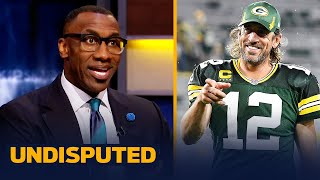 Aaron Rodgers bounces back vs. Lions after devastating WK 1 loss — Skip & Shannon | NFL | UNDISPUTED