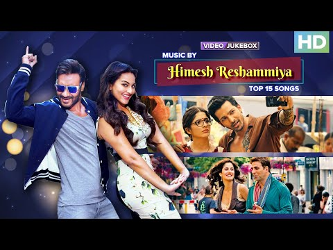 Best of Himesh Reshammiya Top 15 Songs   Hindi Romantic Songs 2021   Himesh Reshammiya Top Hit Songs