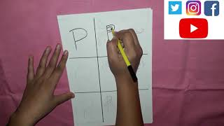 KIDS ART A TO Z LETTERS ART | FUN WITH ALPHABETS | DRAWING | LEARN DRAWING FOR KIDS