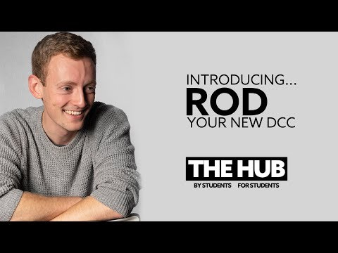 Introducing your new Digital Content Creator... Rod | Northumbria University