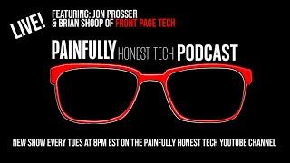 The Apple Whisperer: Jon Prosser & Brian Shoop/Front Page Tech