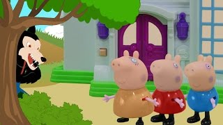 Peppa Pig in Three Little Pigs