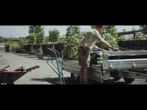 On the move - Professional trailers