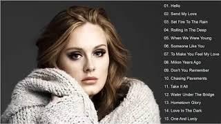 아델 [ Adele ] 최고의 노래 - Best Songs of Adele