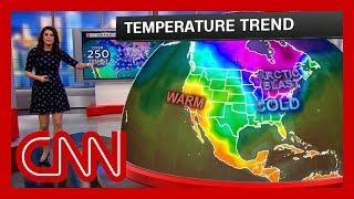 Millions facing record cold temperatures