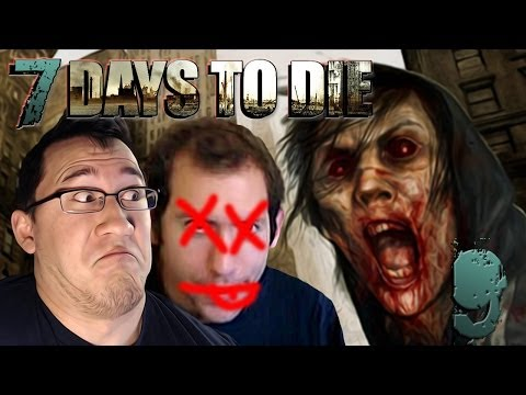 WADE DIES IN THIS PART   7 Days To Die #9 - Smashpipe Games