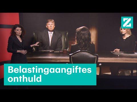 Trump was vooral op tv een succesvolle zakenman • Z zoekt uit